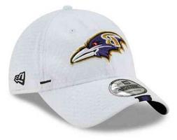 New Era 2019 NFL Baltimore Ravens Training Camp Hat Cap Adju