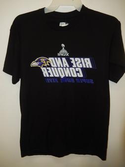 "8925-8 NFL Apparel BALTIMORE RAVENS ""Team Logo"" Football Jer"