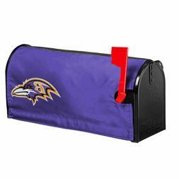 "Baltimore Ravens 20"" x 18"" Mailbox Cover - NFL"