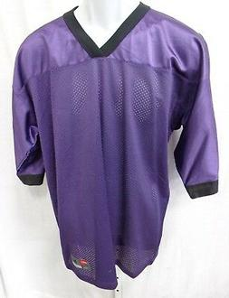 Baltimore Ravens Football Jersey Replica Blank Purple Black
