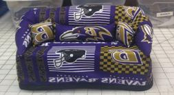 Baltimore Ravens  Football Sofa Couch Tissue Box Cover With