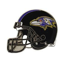 Baltimore Ravens Football Sports Pin Helmet Design Licensed