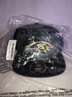Baltimore Ravens Hat Snapback Size Youth Kids NFL Licensed P