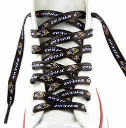 Baltimore Ravens Shoe Laces