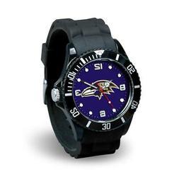 Baltimore Ravens Men's Sports Watch Spirit Design  NFL Jewel