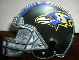Baltimore Ravens METAL TRAILER HITCH COVER ! FREE SHIPPING !