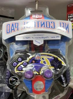Baltimore Ravens NFL Control Pad Playstation 2 PS2 Slim Cont