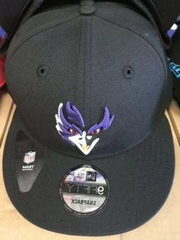 Baltimore Ravens NFL Elements Logo New Era Snapback Hat 9Fif