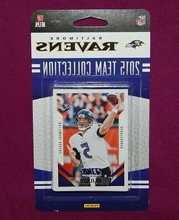 BALTIMORE RAVENS NFL FOOTBALL SPORTS CARDS 2015 TEAM COLLECT