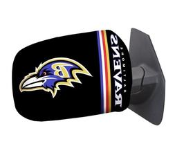 Baltimore Ravens NFL Mirror Covers  by FanMats