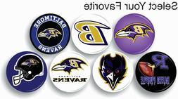 "Baltimore Ravens NFL Pin Pinback Button 1 .25"" Collectible S"