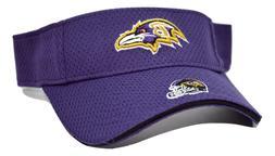 Baltimore Ravens NFL Team Apparel Dual Logo Football Adjusta