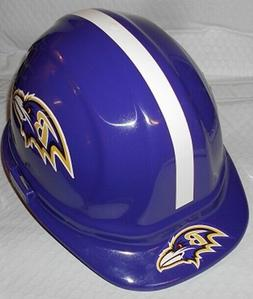 baltimore ravens nfl team hard hat brand