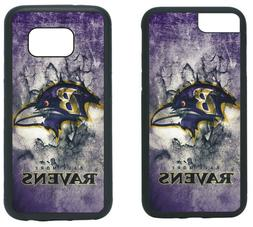 BALTIMORE RAVENS PHONE CASE COVER FITS iPHONE 7 8+ XS MAX SA