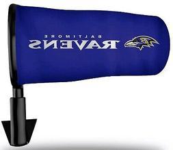 Baltimore Ravens Premium Auto Wind Sock Car Flag Banner Wind