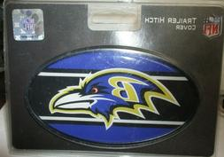 Baltimore Ravens TRAILER HITCH COVER ! FAST SHIPPING !