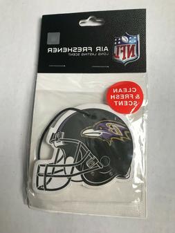 Baltimore Ravens x12 Car Air Freshener Lot of  NFL Football