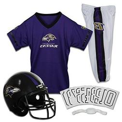 baltimore ravens youth uniform ages 7 9