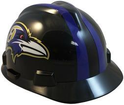 brand nfl baltimore ravens hard hat