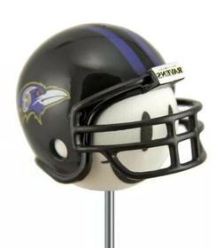 Gift NFL Baltimore Ravens Antenna Ball Antenna Topper Mirror