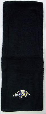 Baltimore Ravens Bath Towel