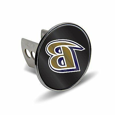 baltimore ravens metal 2 trailer hitch cover
