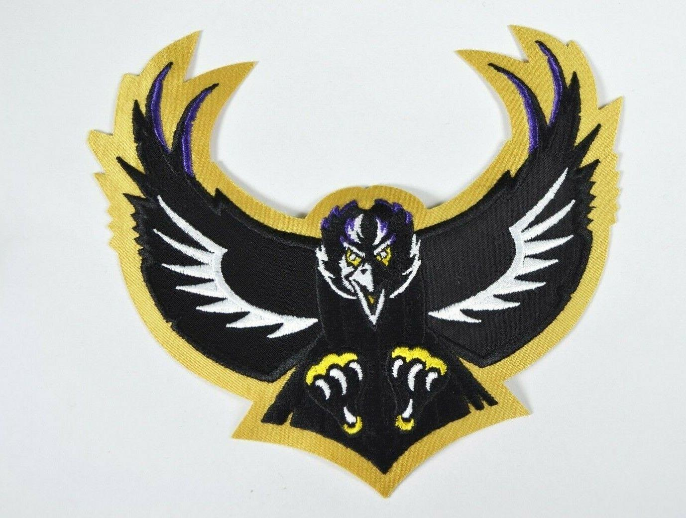 baltimore ravens patches
