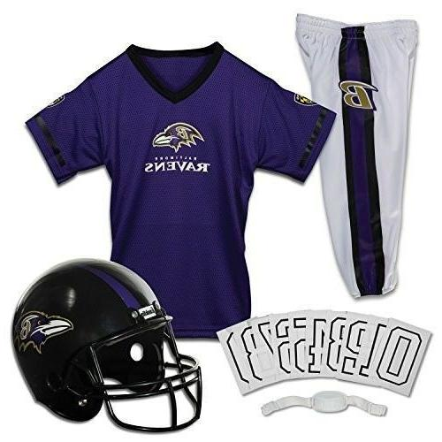 baltimore ravens youth uniform ages 4 6