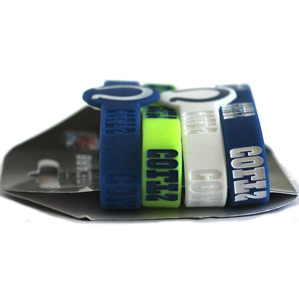 NFL bracelet rubber fan PACK silicone PICK