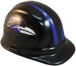 new baltimore ravens hard hat with ratchet