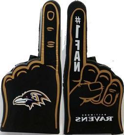 NFL Baltimore Ravens #1 Fan Antenna Topper, NEW