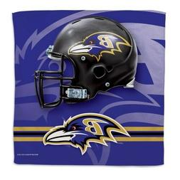 NFL BALTIMORE RAVENS FAN RALLY COLLECTOR TOWEL GREAT FOR ELE