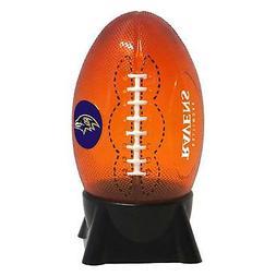 NFL Baltimore Ravens Football Shaped Night Light