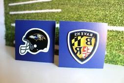 NFL Baltimore Ravens football sports collectible fridge magn