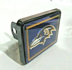 NFL Baltimore Ravens Laser Cut Trailer Hitch Cap Cover Unive
