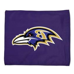 NFL Baltimore Ravens Rally Towels, 15 x 18""