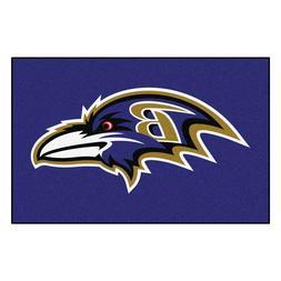 Fanmats NFL Baltimore Ravens Rookie Mat Area Rug Bath Mat 20