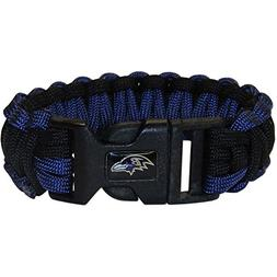 NFL Baltimore Ravens Survivor Bracelet