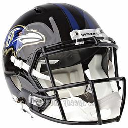 Riddell NFL Baltimore Ravens Full Size Replica Speed Helmet,