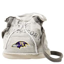 NFL Baltimore Ravens Hoodie Duffel