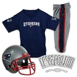 nfl new england patriots youth licensed deluxe