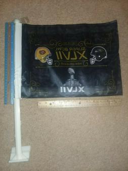 NFL Super Bowl 47 XLVII 2 Dueling Team NFL Baltimore Ravens