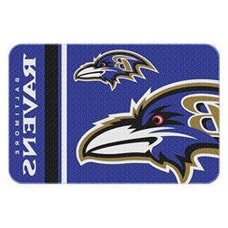 """Northwest NOR-1NFL336000077WMT 30"""" x 20"""" Baltimore Ravens NF"""