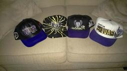 VINTAGE Baltimore Ravens hats